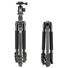 Load image into Gallery viewer, SIRUI ET-1004 Easy Traveler - Aluminium tripod with E-10 head - ET Set