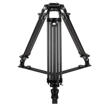 Load image into Gallery viewer, SIRUI BCT-3003 Broadcast - Tripod aluminium black - BCT series