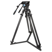 Load image into Gallery viewer, SIRUI BCT-3202 Broadcast - Carbon tripod - BCT series