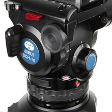 Load image into Gallery viewer, SIRUI BCH-10 Broadcast Video Tilt Head, 75mm Halfball - BCH Series