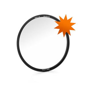SIRUI Ultra Slim S-Pro Nano MC UV-Filter Messing 40.5mm