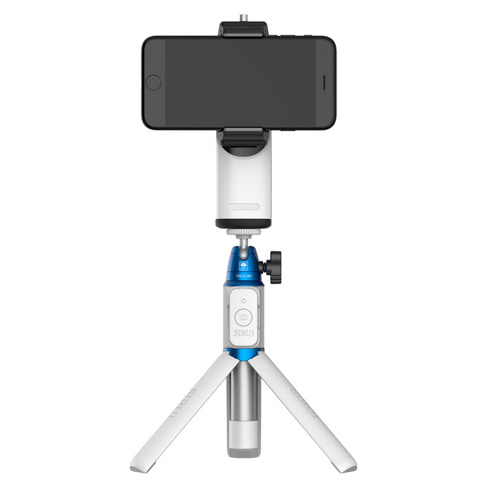 SIRUI VK-2W Pocket Stabilizer Plus Kit in weiß für Smartphones
