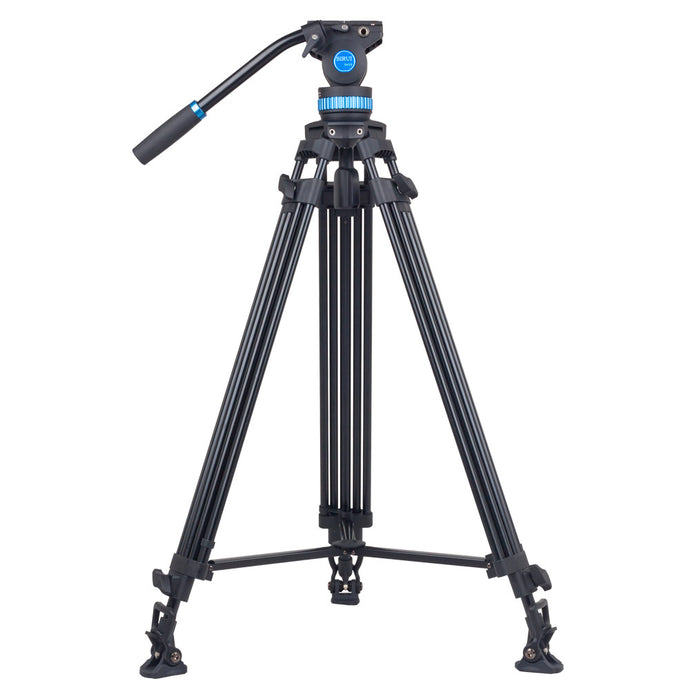 SIRUI AM-25S Broadcast Tripod with Video Head - AM Series
