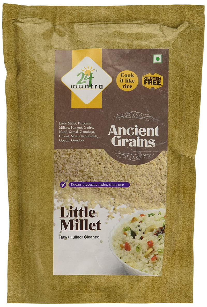 24 Mantra Organic Little Millet, 500gms