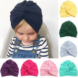 Baby Toddler Turban Hat