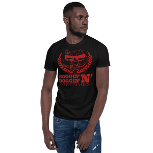 Hoggy D Ent - Short-Sleeve Unisex T-Shirt - Hoggy D. Entertainment