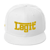 "Legit Snapback Hat (from the hit single ""Legit"" featuring Berner & Rich The Factor - Hoggy D. Entertainment"