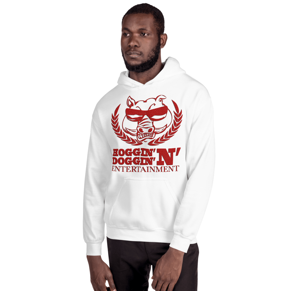 Hoggie D Ent, Unisex Hoodie - Hoggy D. Entertainment