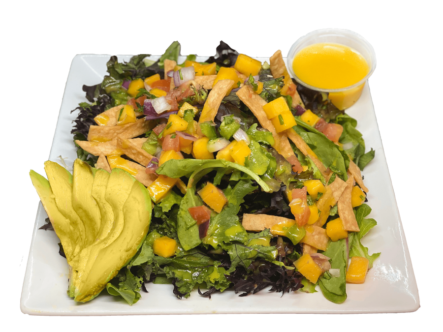 Fresh Mango Salad (Vegetarian)