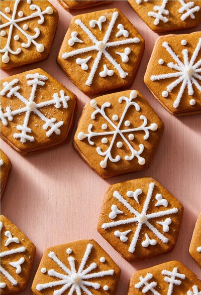 Gingerbread isn't just for houses!