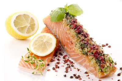 Keep your immune system in check with Omega3 Fatty Acids