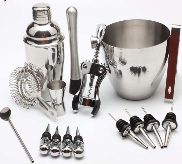 16-PCS SET Cocktail Crafter - My Kitchen Cove