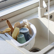 2020 NEW Rotating Corner Sink Drain Shelf - My Kitchen Cove