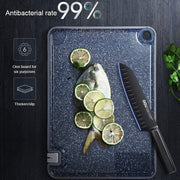 2021 NEW Anti-Mold Double-Sided Cutting Board - My Kitchen Cove