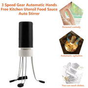 Automatic Mixer Stirrer - My Kitchen Cove
