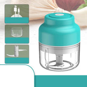 Baby Mini Cooking Machine Electric Garlic Masher - My Kitchen Cove