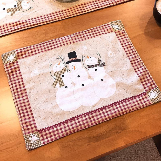Christmas Decoration Placemat - My Kitchen Cove