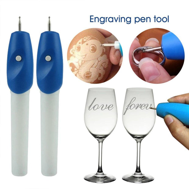 Cordless DIY Electric Engraving Pen - My Kitchen Cove