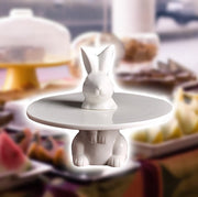 Cute rabbit high cake pan - My Kitchen Cove