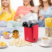 Electric hot air type household popcorn machine Home popcorn machine - My Kitchen Cove