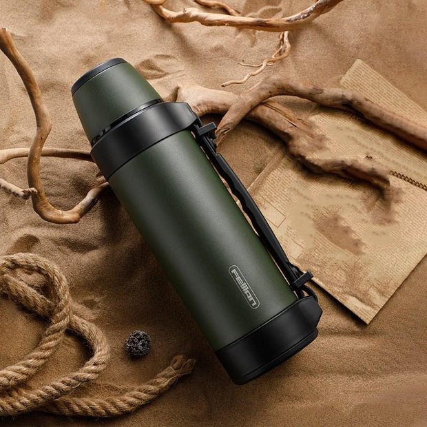 FJ Stainless Steel Travel Mug - My Kitchen Cove