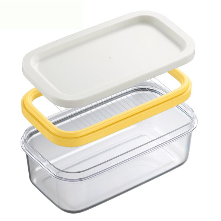 Fresh-keeping sealed rectangular storage box - My Kitchen Cove