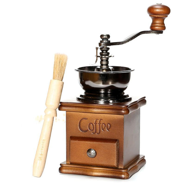 Household coffee bean hand grinder - My Kitchen Cove