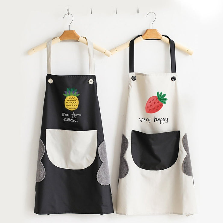 Household kitchen waterproof apron - My Kitchen Cove