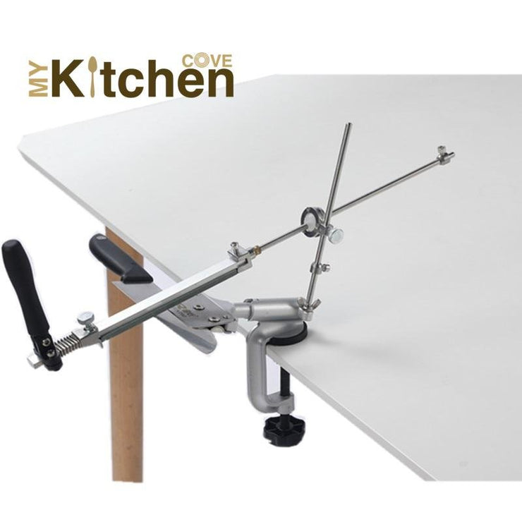 Iron Steel Kitchen Knife Sharpener Kit - My Kitchen Cove