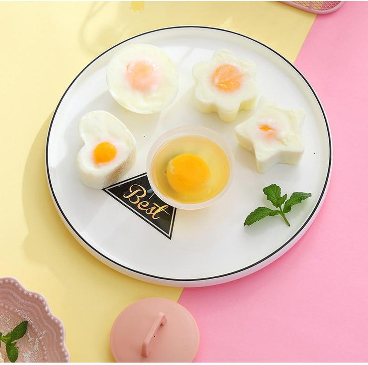 Lovely Boiled Egg Mold - My Kitchen Cove