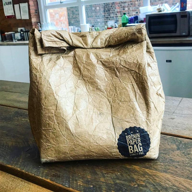Luckies™ Waterproof Paper Lunch Bag - My Kitchen Cove