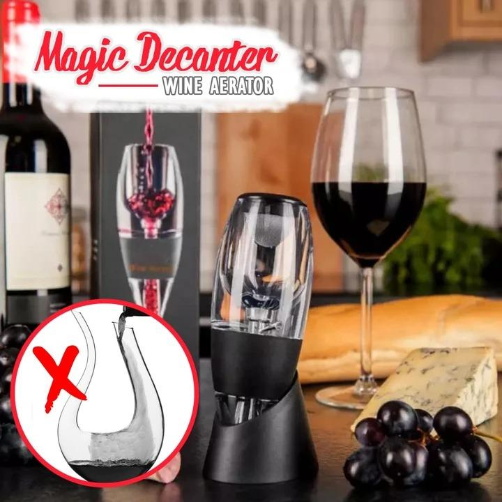 Magic Wine Aerator and Decanter - My Kitchen Cove