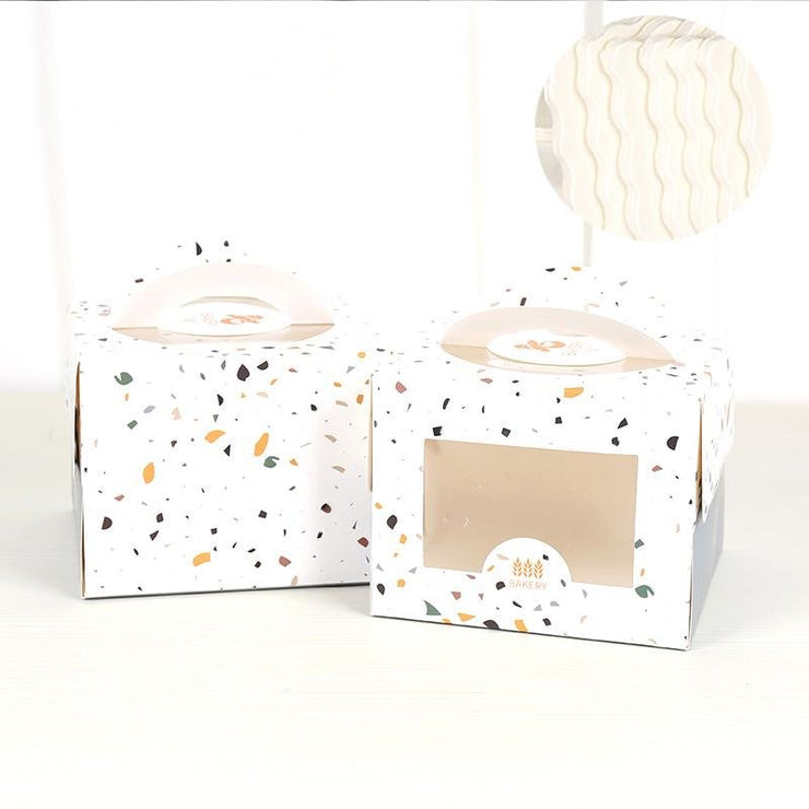 Marble Cake Box - My Kitchen Cove