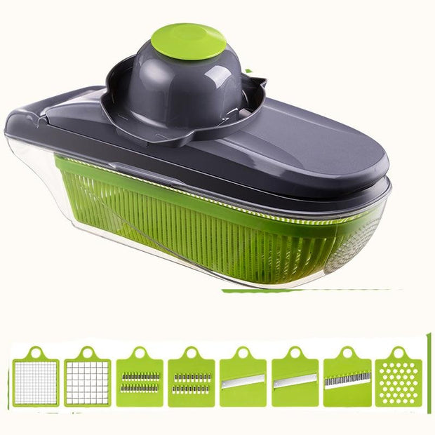 Multi-function Kitchen Vegetable Cutter - My Kitchen Cove
