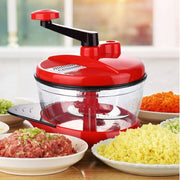 Multifunctional Manual Meat/Vegetable Grinder + Shredder - My Kitchen Cove