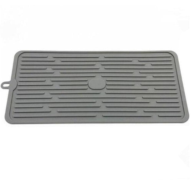 Multifunctional Silicone Drain Mat for wine glass tableware - My Kitchen Cove