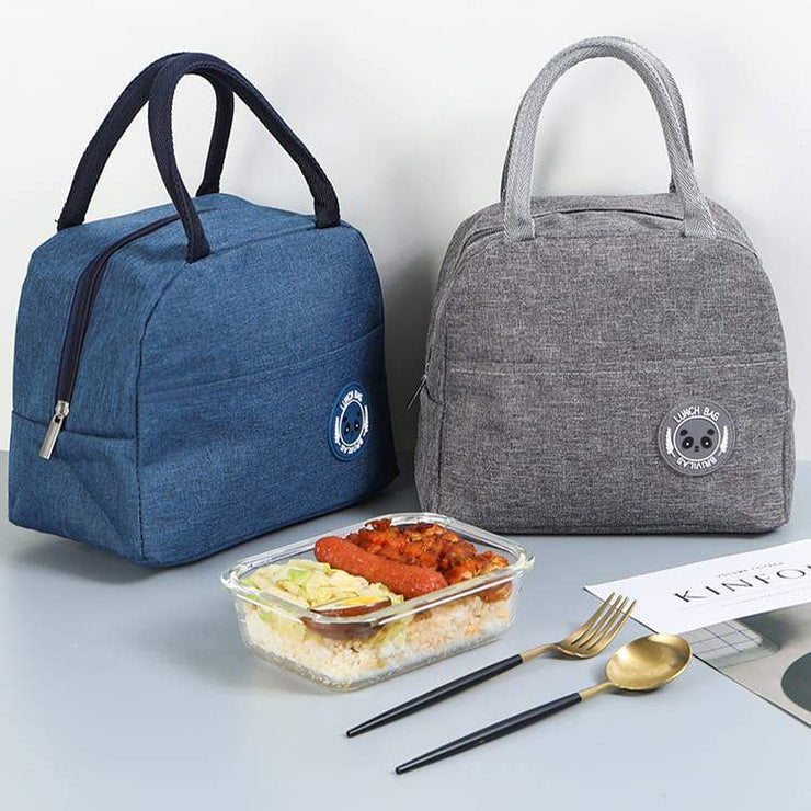 Oxford Lunch Box Bag - Hot Food Anytime, Anywhere! - My Kitchen Cove