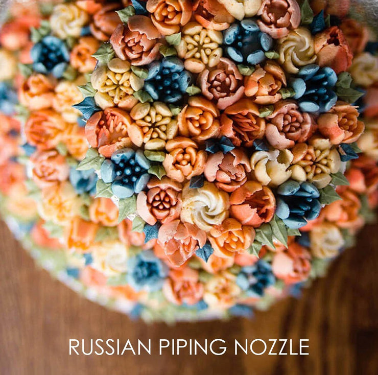 Russian Piping Nozzle - My Kitchen Cove