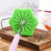 Silicone manual whisk - My Kitchen Cove