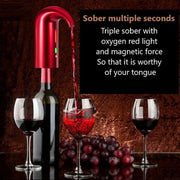 Smart Electric Wine Aerator Decanter - My Kitchen Cove