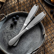 Stainless steel butter knife - My Kitchen Cove