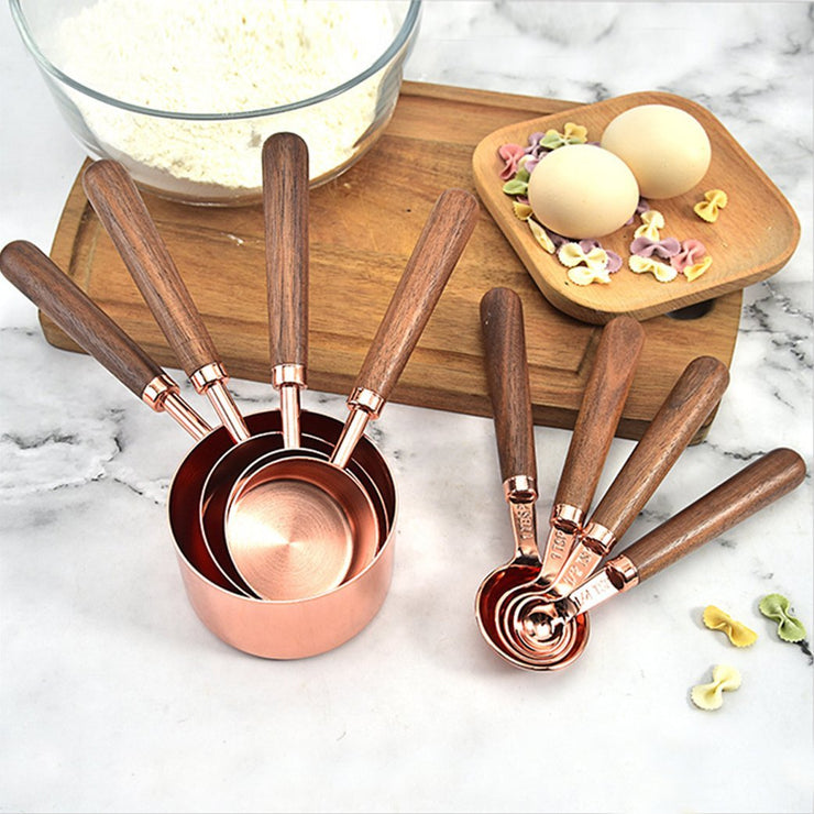 Stainless steel measuring spoon - My Kitchen Cove