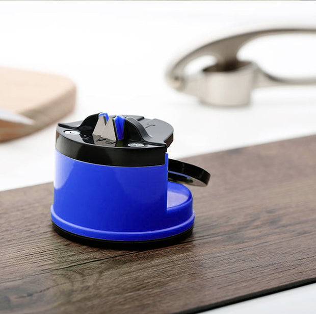 SuperSharp Pro Suction Cup Knife Sharpener - My Kitchen Cove