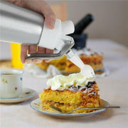 Whipped Cream Dispenser Stainless Steel 500ml - My Kitchen Cove