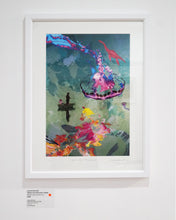 Load image into Gallery viewer, 'Watch Out Fisherman' limited edition Giclée print