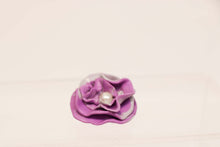 Load image into Gallery viewer, Moon Rose Handmade Brooch