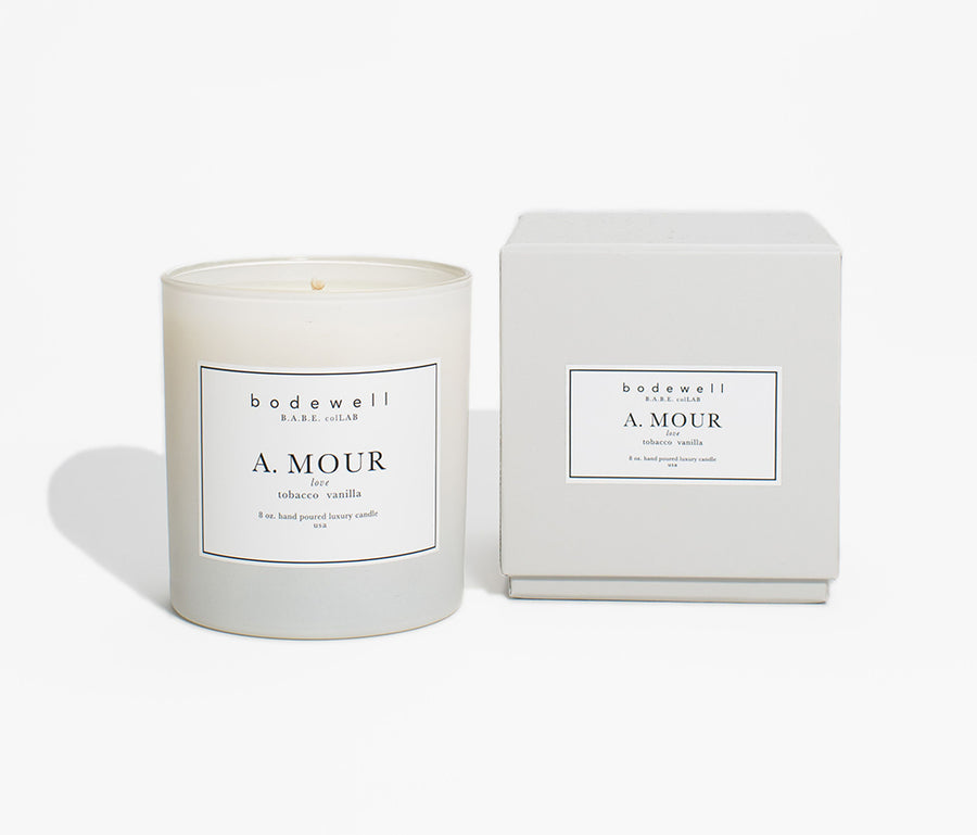 AMOUR Candle - TESTER