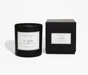 LUXE Candle - TESTER