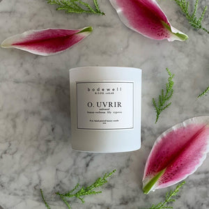 OUVRIR Candle