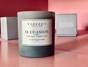 OCCASION Candle - TESTER